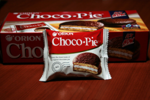 North Koreans want Choco Pies